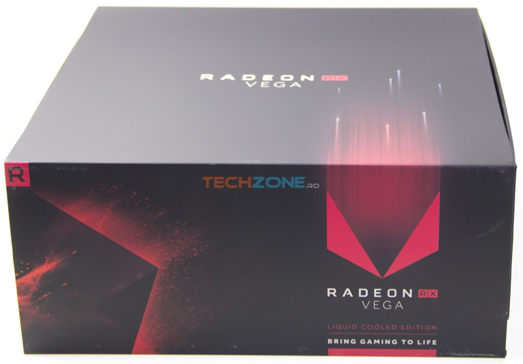AMD RX Vega64 Liquid set