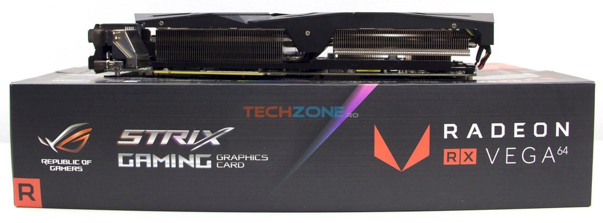 Asus Vega64 Strix set