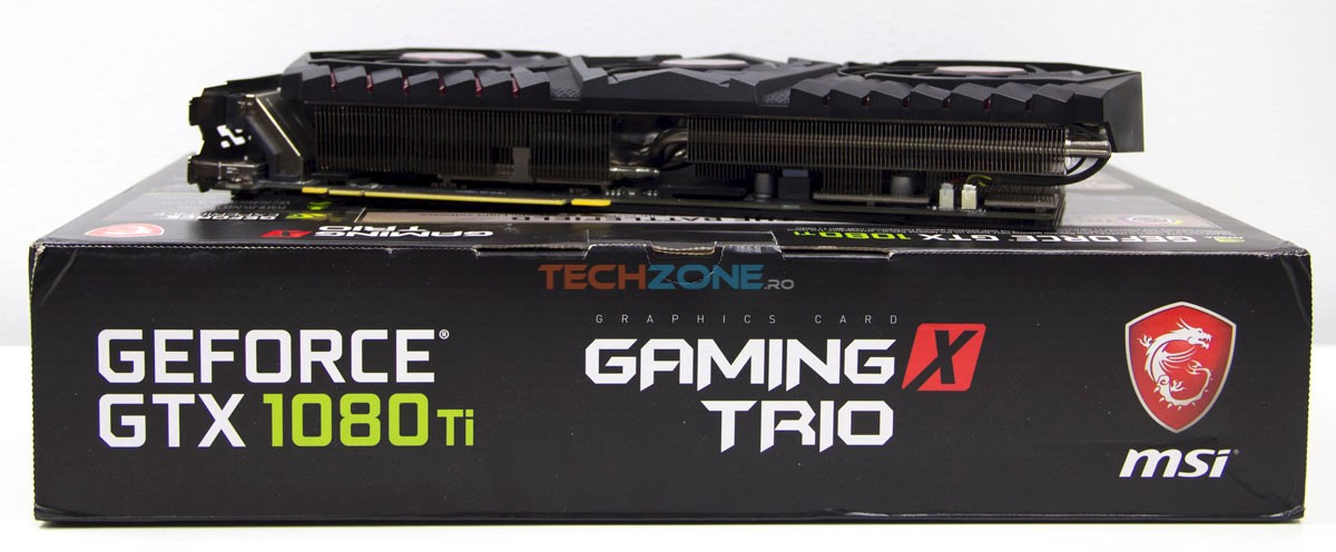 MSI 1080Ti Trio set