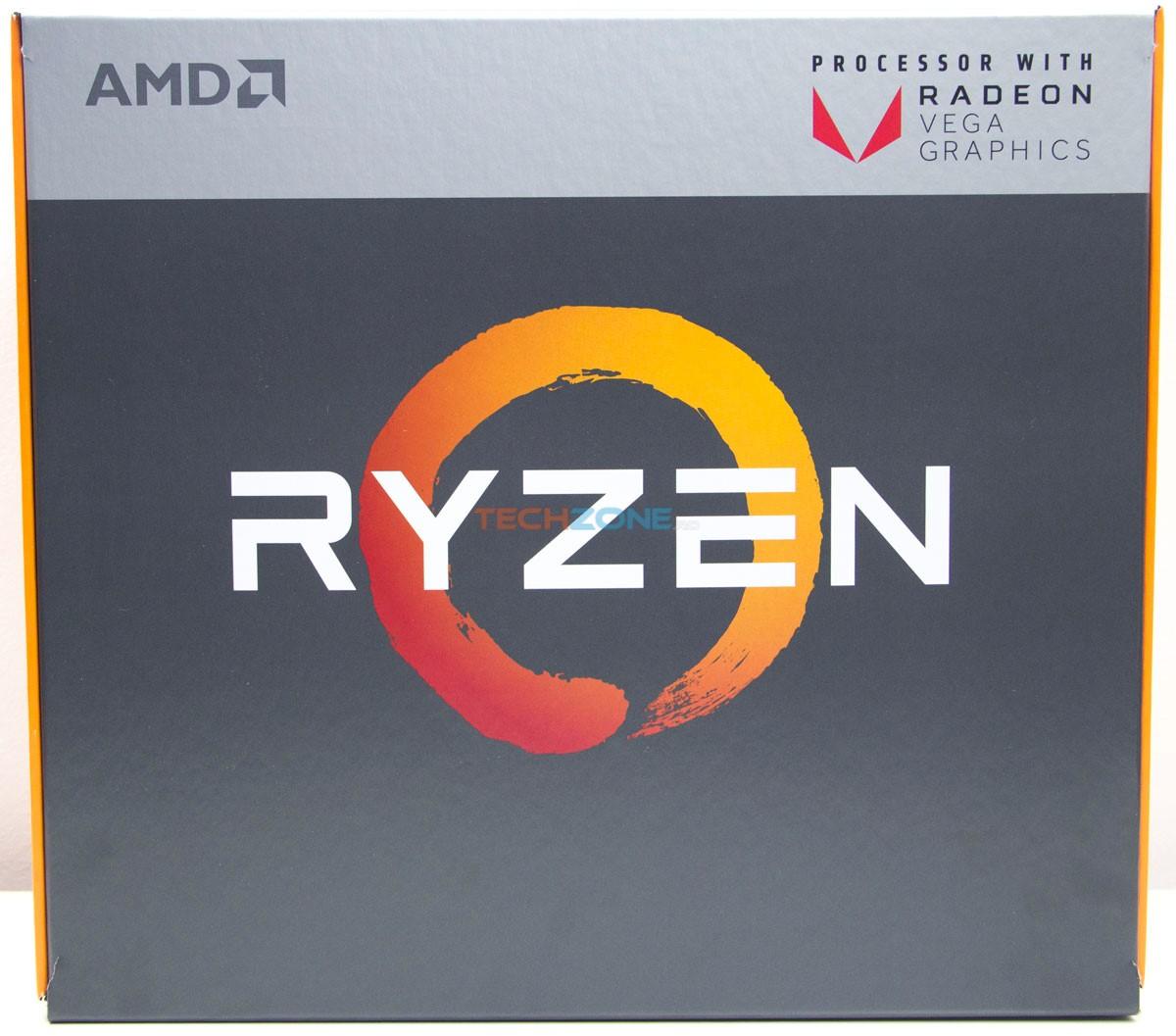 Ryzen Vega APU box