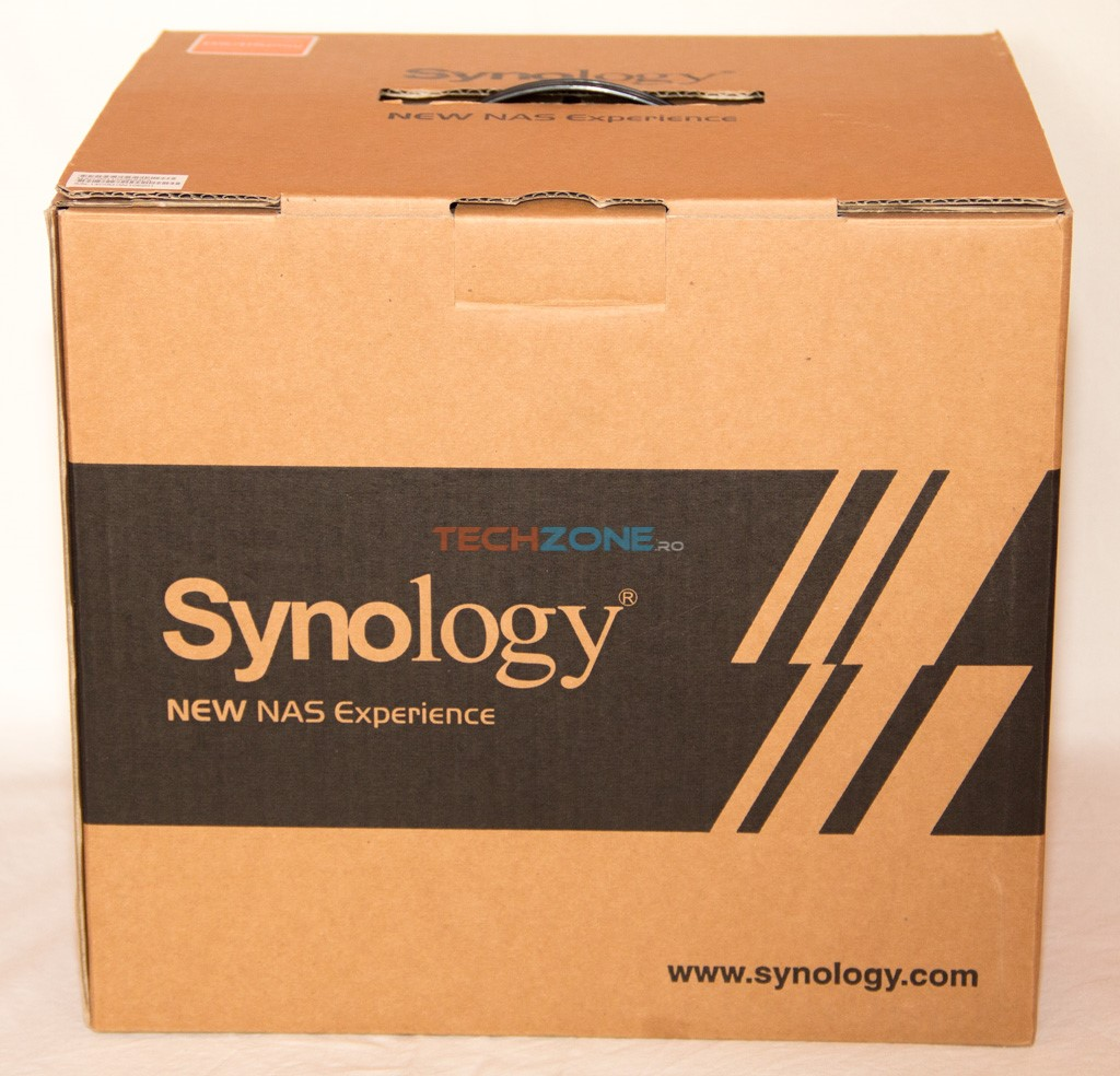Synology DS415play set