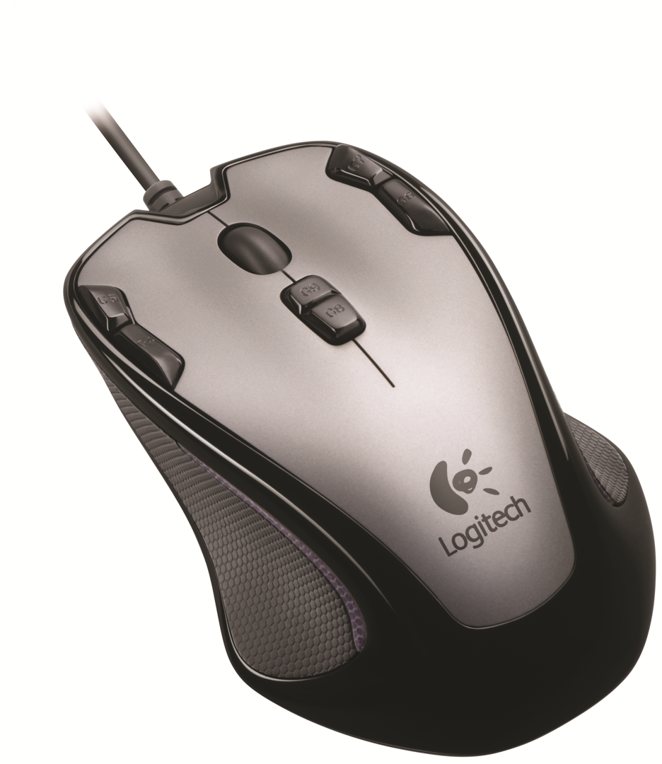 Logitech Gaming Mouse G300 butoane