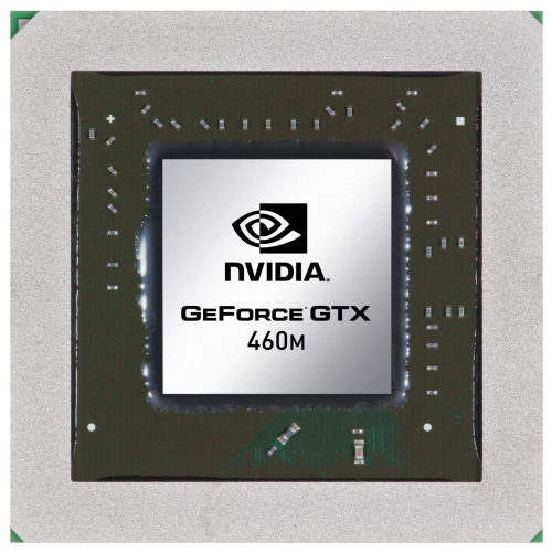 GeForce GTX 460M